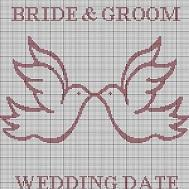 Wedding Doves Crochet Pattern Graph e-mailed.pdf #338