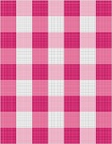 Pink and White Gingham Crochet Pattern Graph e-mailed.pdf #517
