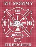 My Mommy is a Fire Fighter Red Baby Crochet Pattern Graph e-mailed.pdf #362
